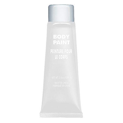 White Body Paint Image #1