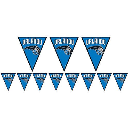 Orlando Magic Pennant Banner Image #1
