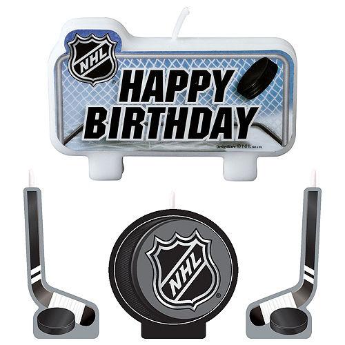 NHL Candle Set 4ct Image #1
