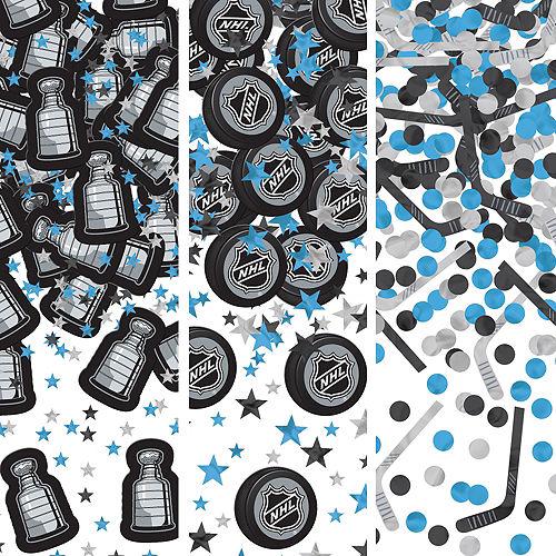 NHL Confetti Image #1