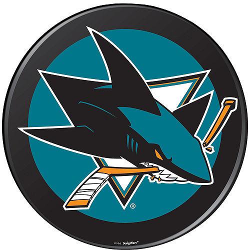 San Jose Sharks Cutout Image #1