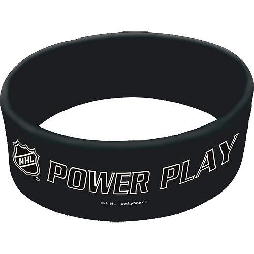 NHL Wristbands 6ct Image #1