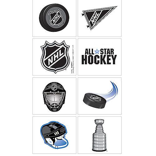 NHL Tattoos 8ct Image #1