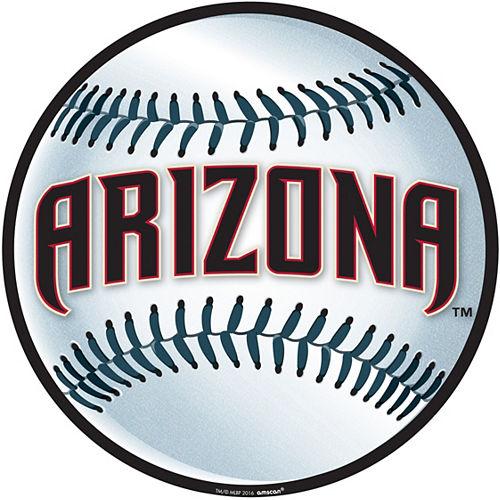 Arizona Diamondbacks Cutout Image #1