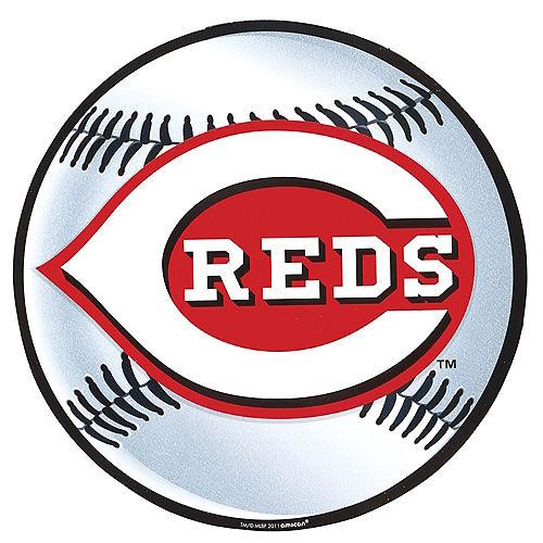 Cincinnati Reds Cutout Image #1