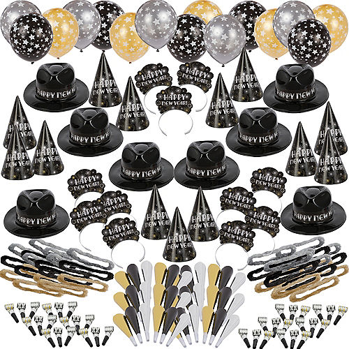 Kit For 300 - Ballroom Bash New Year's Party Kit Image #1