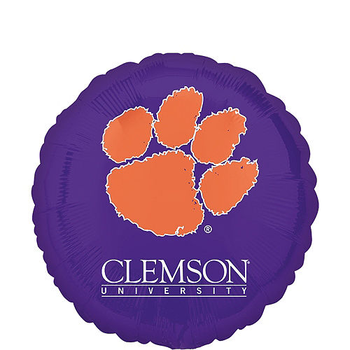 Clemson Tigers Balloon Image #1