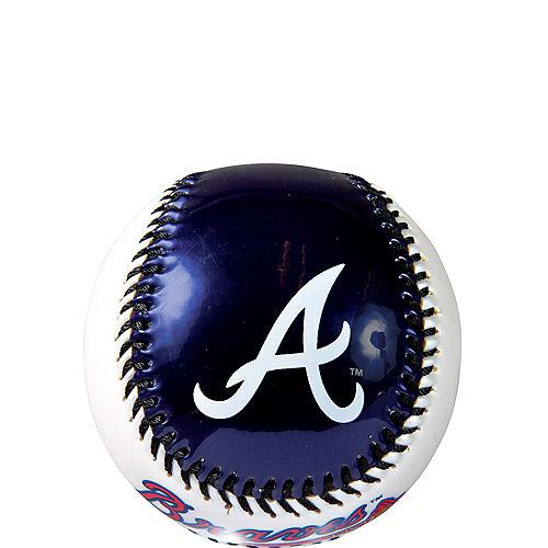 Atlanta Braves Soft Strike Baseball Image #1