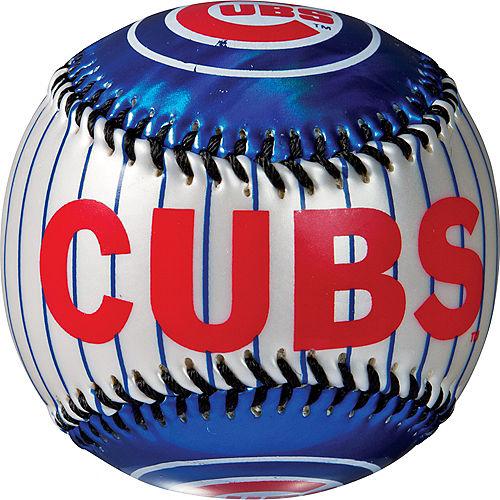Chicago Cubs Soft Strike Baseball Image #2