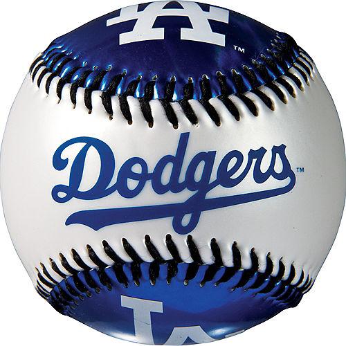 Los Angeles Dodgers Soft Strike Baseball Image #2