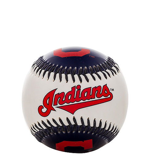 Cleveland Indians Soft Strike Baseball Image #1