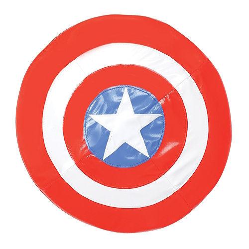 Soft Captain America Shield Image #1