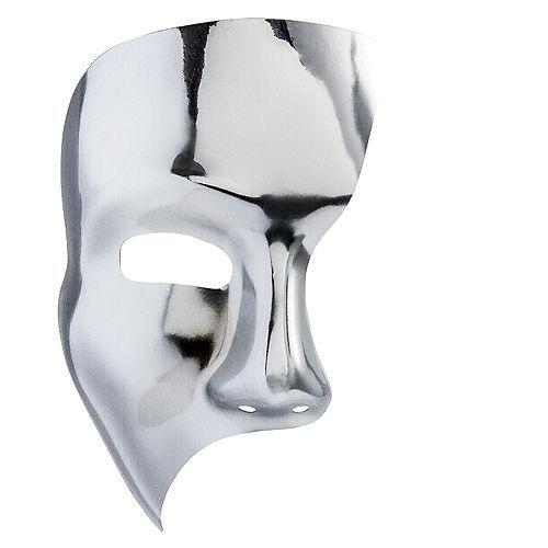 Silver Phantom Mask Image #1