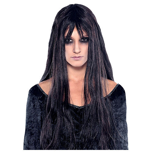 Ghoulish Witch Wig Image #1