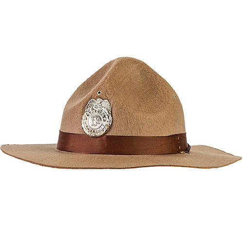 Classic Sheriff Hat Image #1
