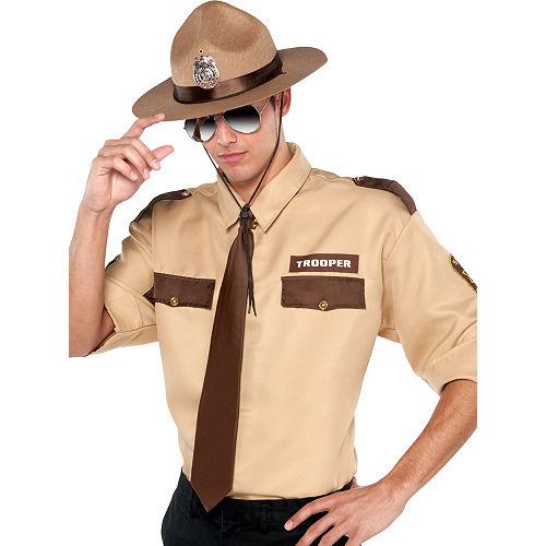 Classic Sheriff Hat Image #2