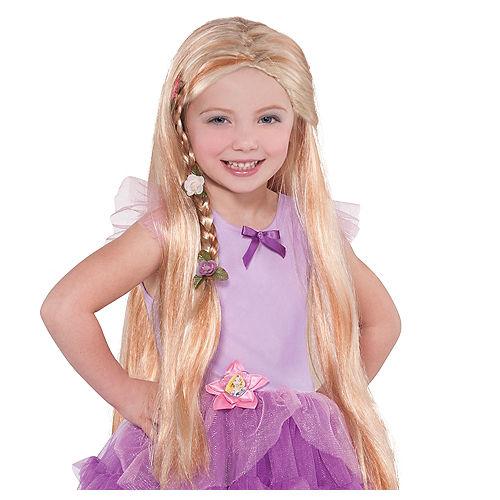 Child Rapunzel Wig Image #1