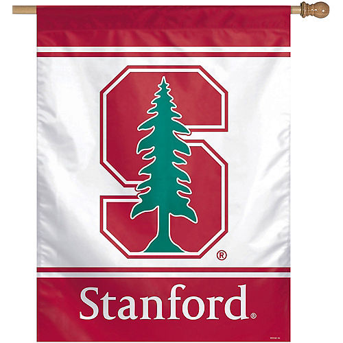 Stanford Cardinal Banner Flag Image #1