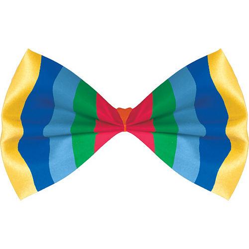 Rainbow Bow Tie Image #1
