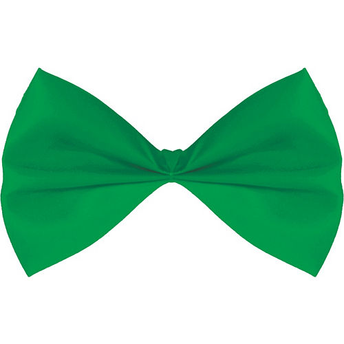 Green Bow Tie Image #1