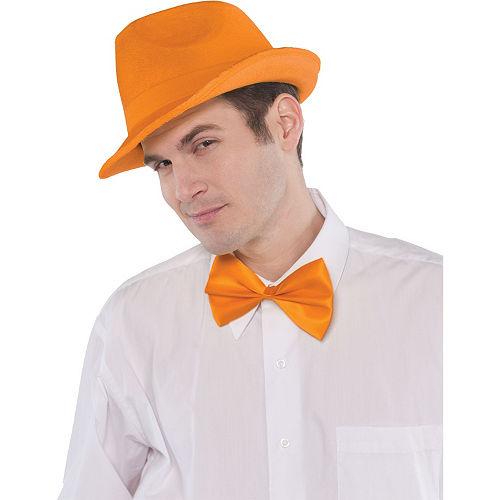 Orange Bow Tie Image #2