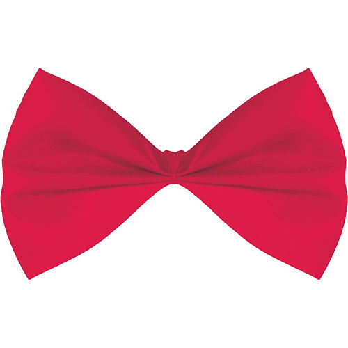 Red Bow Tie Image #1