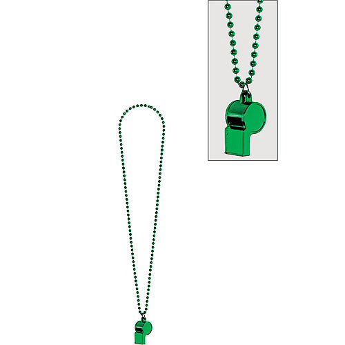 Green Whistle Necklace Image #1