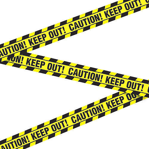 Caution Keep Out Tape Image #1