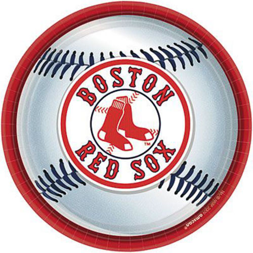 Boston Red Sox Party Kit for 18 Guests Image #2