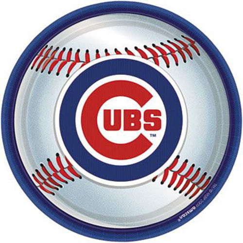 Chicago Cubs Party Kit for 18 Guests Image #2