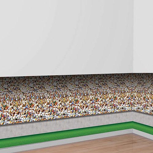 Lower Deck Stadium Backdrop 4ft x 30ft Image #1