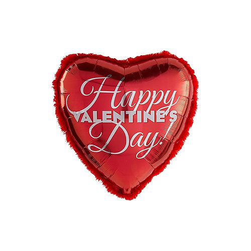 Valentine's Day Balloon - Boa, 32in Image #1