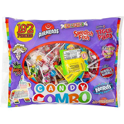 Candy Combo Bag 180pc 54oz Image #1