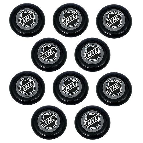 Mini NHL Flying Discs 10ct Image #1