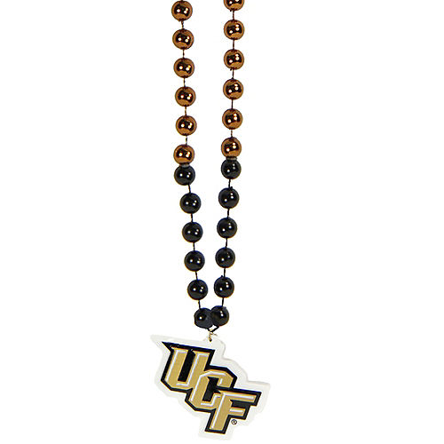 UCF Knights Pendant Bead Necklace Image #1