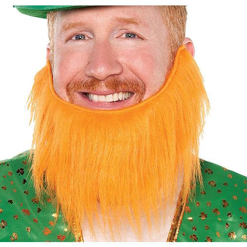 Ginger Leprechaun Beard Image #1