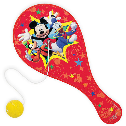 Mickey Mouse Paddle Ball Image #1