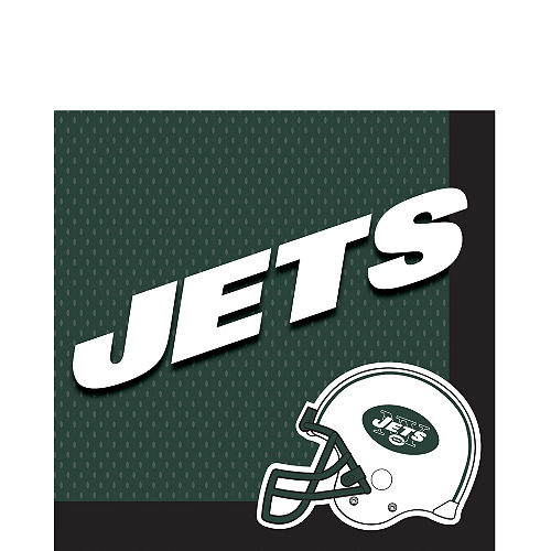 New York Jets Lunch Napkins 36ct Image #1