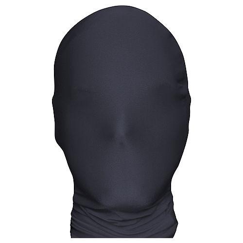 Adult Black MorphMask Image #1