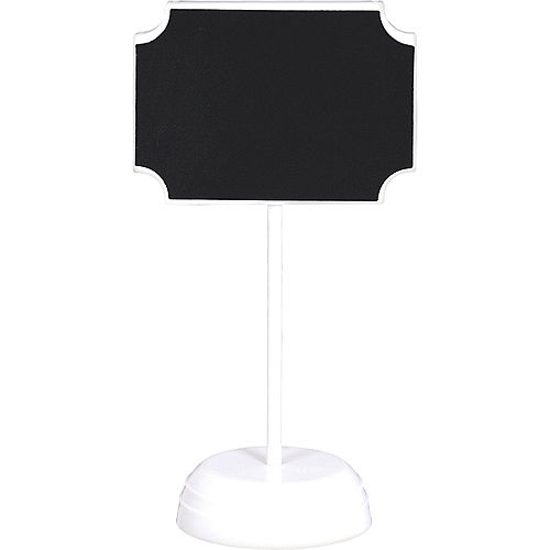 Label Chalkboard Signs 4ct Image #1