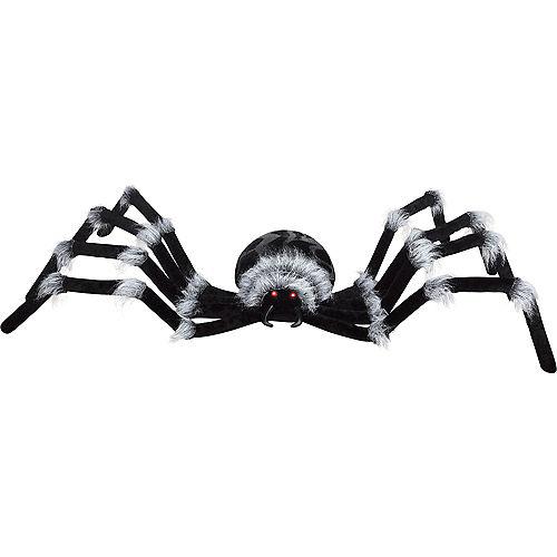 Light-Up Hairy Black Spider Image #3