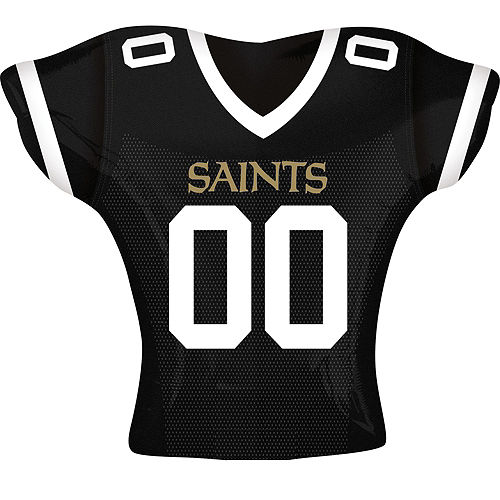 New Orleans Saints Balloon - Jersey Image #1