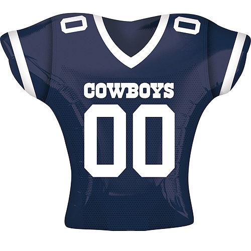 Dallas Cowboys Balloon - Jersey Image #1