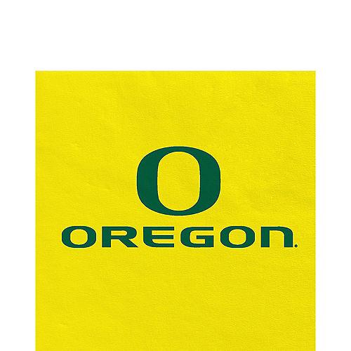 Oregon Ducks Lunch Napkins 20ct Image #1