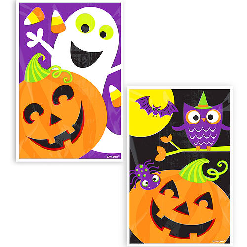 Halloween Party Bags 80ct Image #1