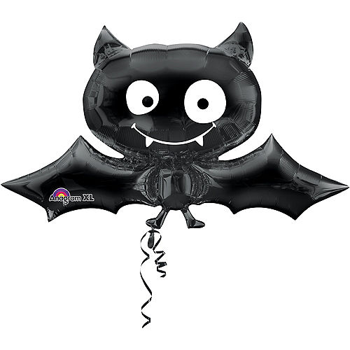Black Bat Balloon, 41in Image #1