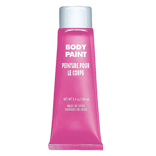 Pink Body Paint Image #1