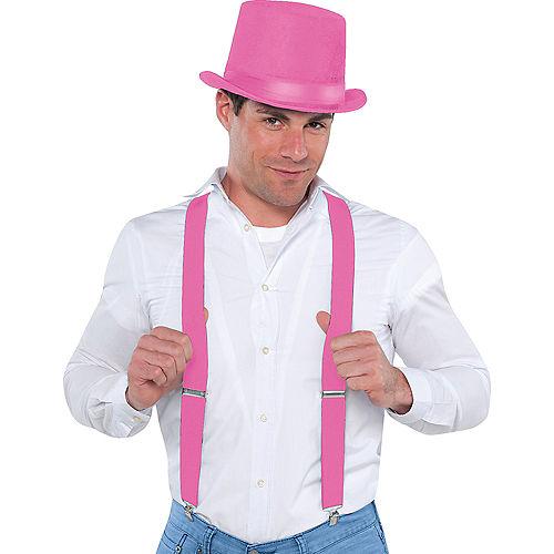 Pink Suspenders Image #2