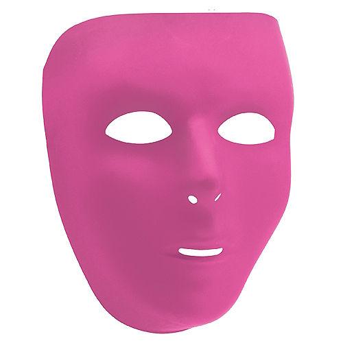 Pink Face Mask Image #1