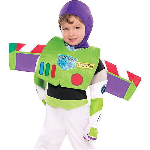 Child Buzz Lightyear Accessory Kit - Toy Story Image #1